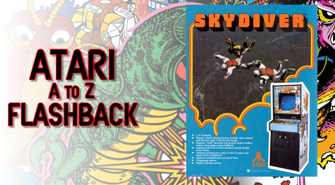 Atari A to Z Flashback: Skydiver