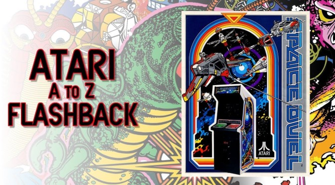 Atari A to Z Flashback: Space Duel