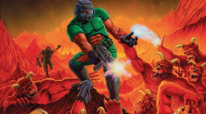 Doom on Switch Doesn't Suck Any More