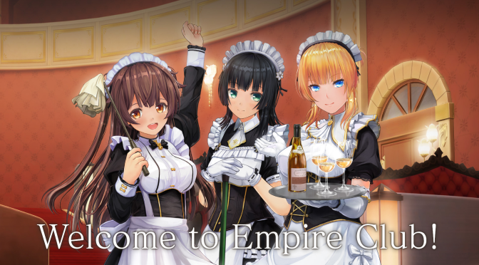Custom Order Maid 3D 2: First Day at the Empire Club