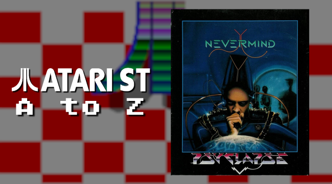 Atari ST A to Z: Never Mind