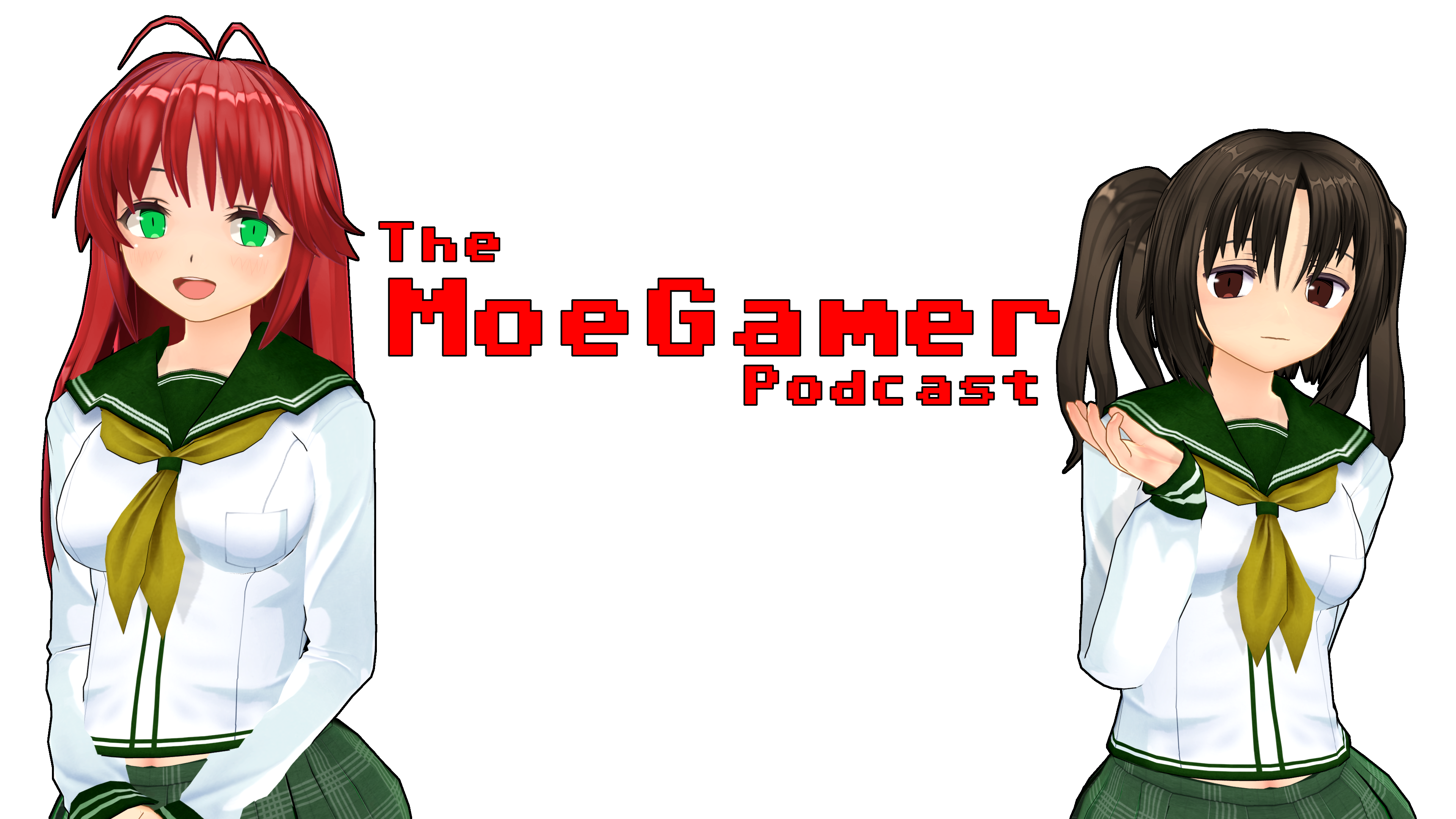 The MoeGamer Podcast