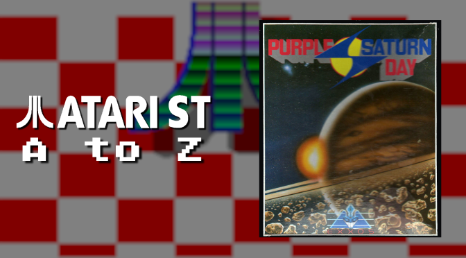 Atari ST A to Z: Purple Saturn Day