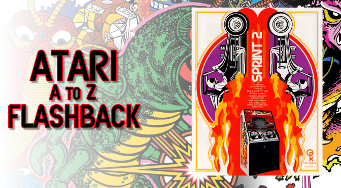 Atari A to Z Flashback: Sprint 2