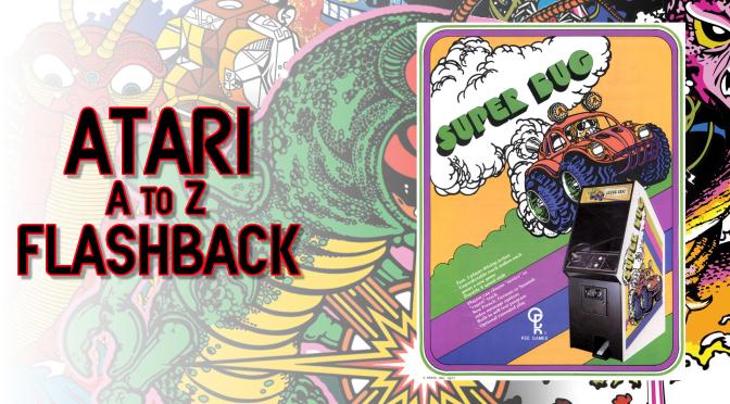 Atari A to Z Flashback: Super Bug