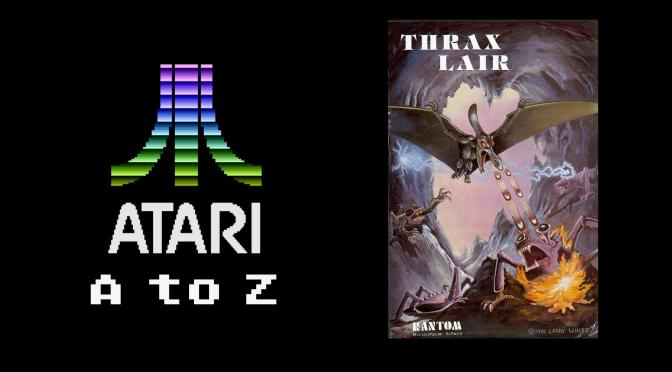 Atari A to Z: Thrax Lair