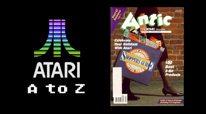 Atari A to Z: Uncle Henry's Nuclear Waste Dump