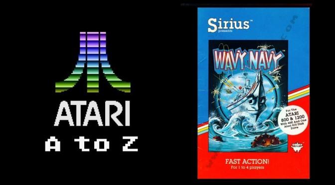 Atari A to Z: Wavy Navy