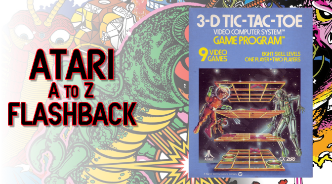 Atari A to Z Flashback: 3D Tic-Tac-Toe