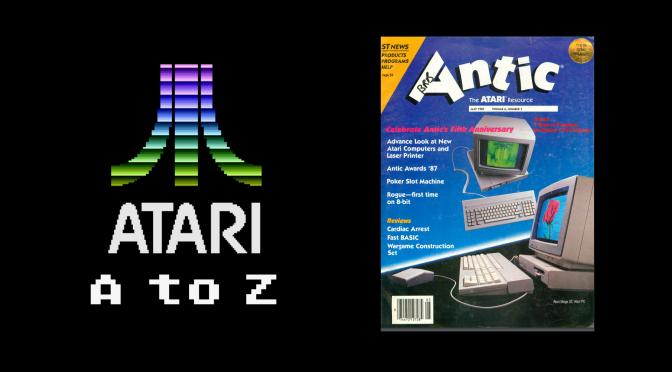 Atari A to Z: A-Rogue