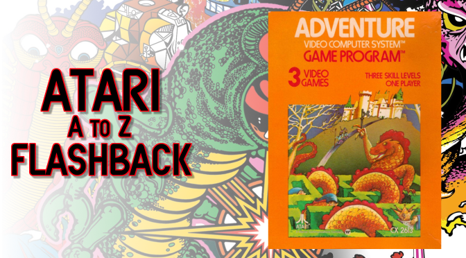 Atari A to Z Flashback: Adventure
