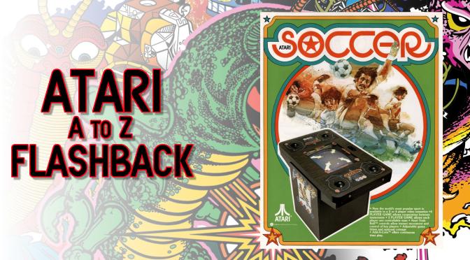Atari A to Z Flashback: Atari Soccer