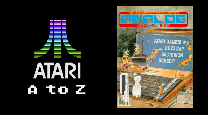 Atari A to Z: Bacterion!