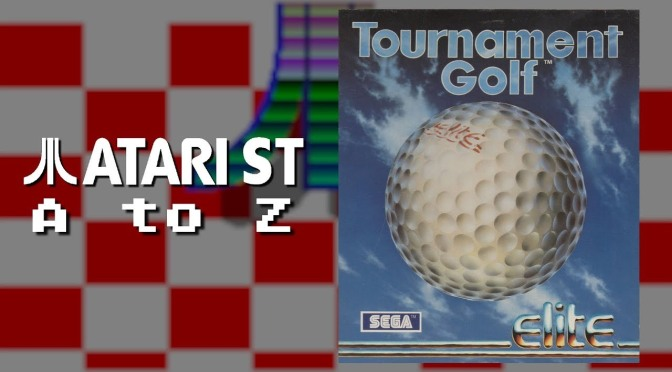 Atari ST A to Z: Tournament Golf