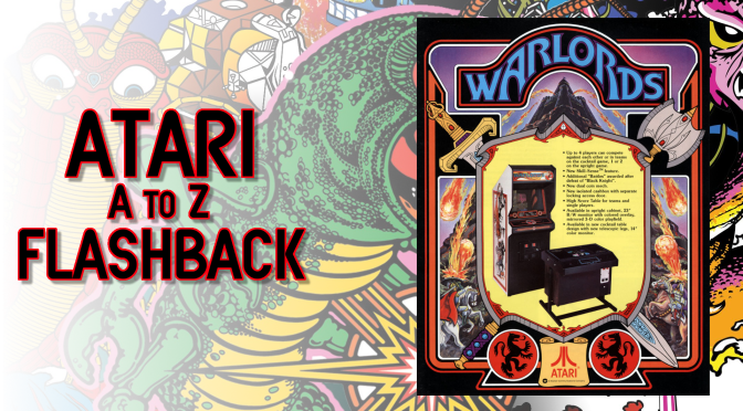 Atari A to Z Flashback: Warlords