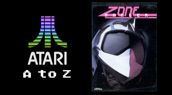 Atari A to Z: Zone Ranger