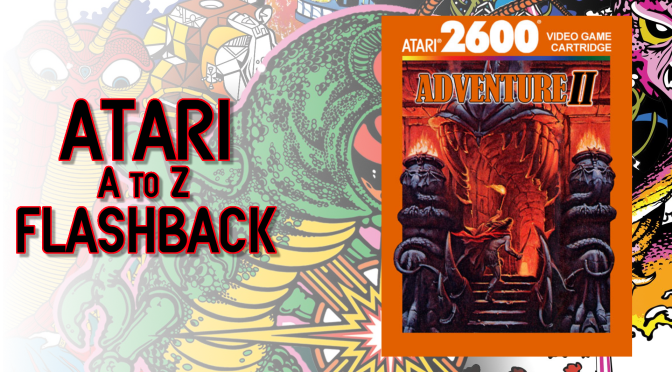 Atari A to Z Flashback: Adventure II