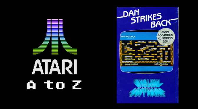 Atari A to Z: Dan Strikes Back | MoeGamer