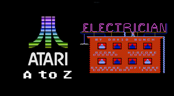 Atari A to Z: Electrician