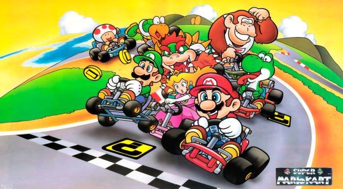 Super Mario Kart: Defining a Genre