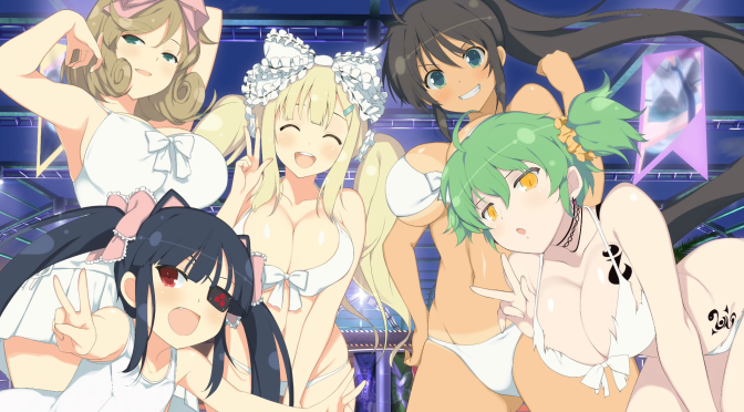 Senran Kagura Peach Beach Splash: No Shirt, No Shoes, All Shinobi Shooting