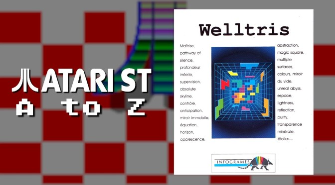 Atari ST A to Z: Welltris
