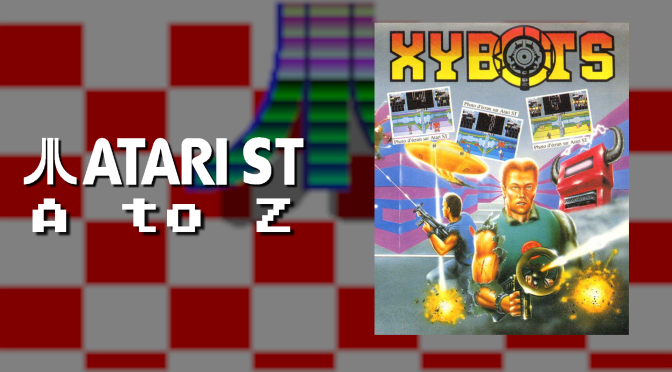 Atari ST A to Z: Xybots