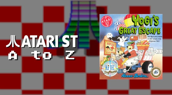 Atari ST A to Z: Yogi's Great Escape