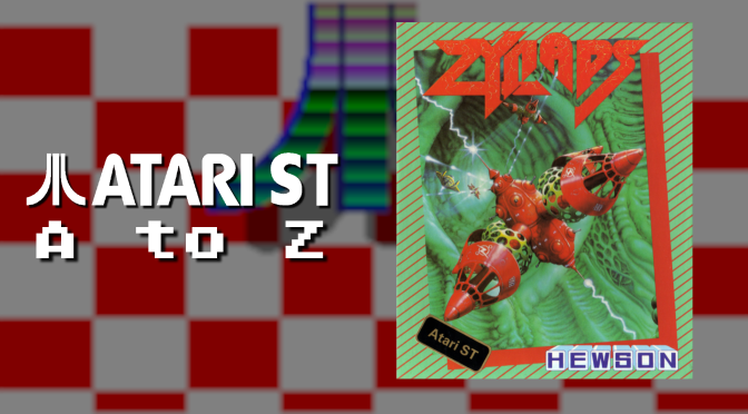 Atari ST A to Z: Zynaps