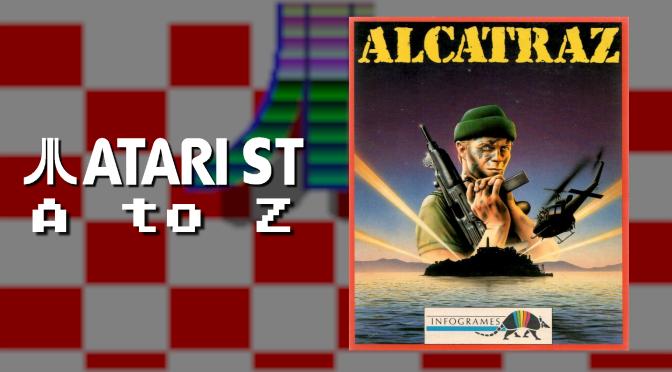 Atari ST A to Z: Alcatraz