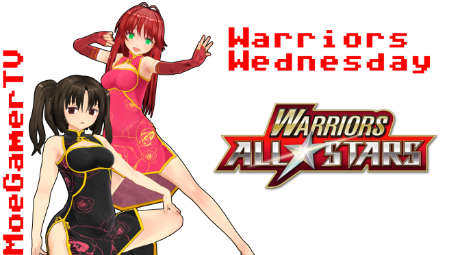 Warriors Wednesday: Starting Life in a New World – Warriors All-Stars #1