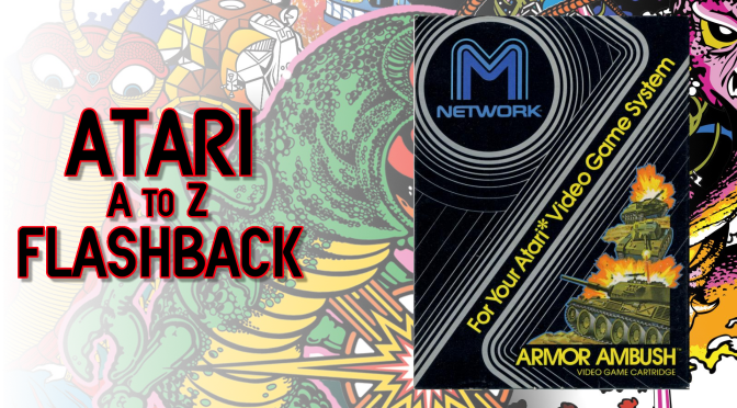 Atari A to Z Flashback: Armor Ambush
