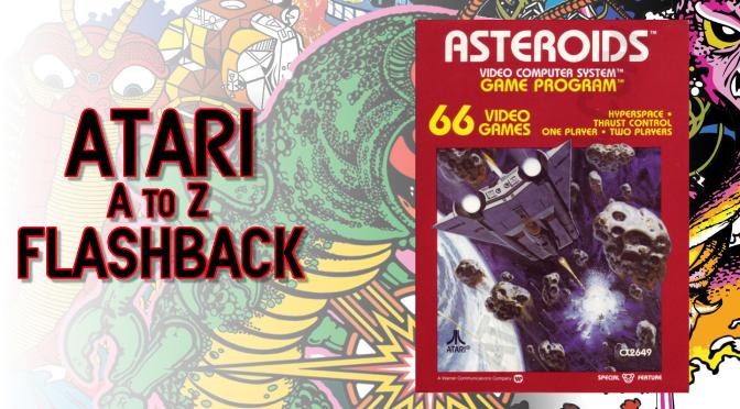Atari A to Z Flashback: Asteroids (2600)