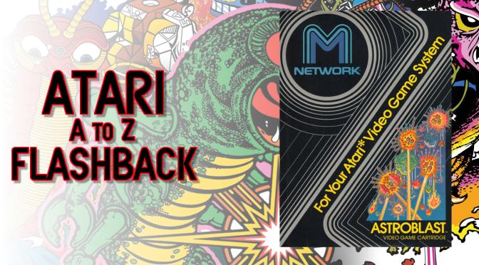 Atari A to Z Flashback: Astroblast