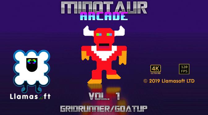 Minotaur Arcade vol. 1: Minter Classics Return