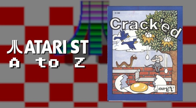 Atari ST A to Z: Crack'ed