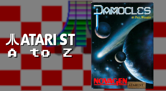 Atari ST A to Z: Damocles
