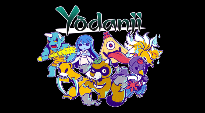 Yodanji: Stabby Weasels and Licky Umbrellas