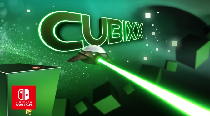 Cubixx: White Lines Blowin' Through My Mind