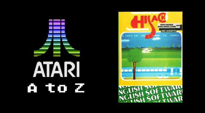 Atari A to Z: Hijack!