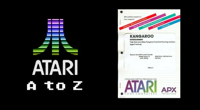 Atari A to Z: Kangaroo