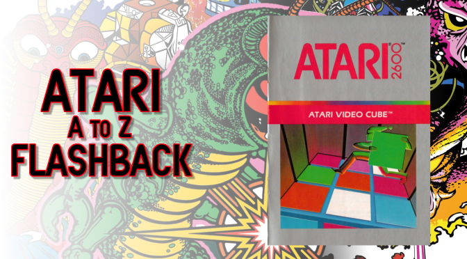 Atari A to Z Flashback: Atari Video Cube