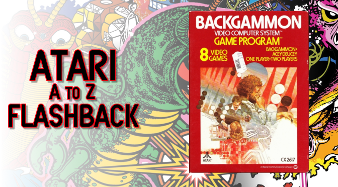 Atari A to Z Flashback: Backgammon