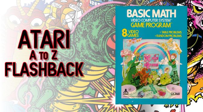 Atari A to Z Flashback: Basic Math