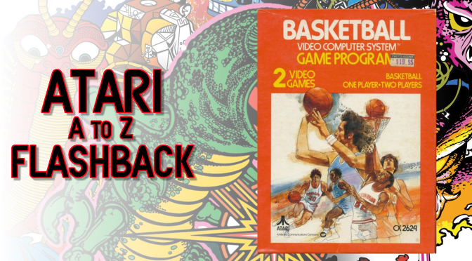 Atari A to Z Flashback: Basketball