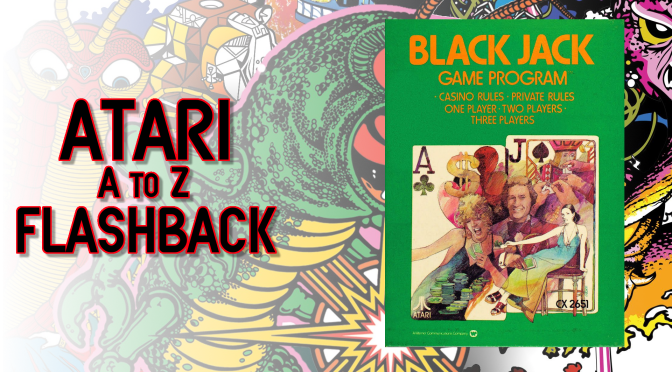 Atari A to Z Flashback: Black Jack