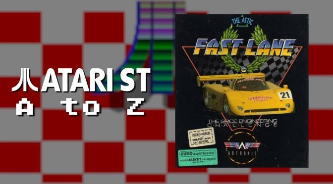 Atari ST A to Z: Fast Lane