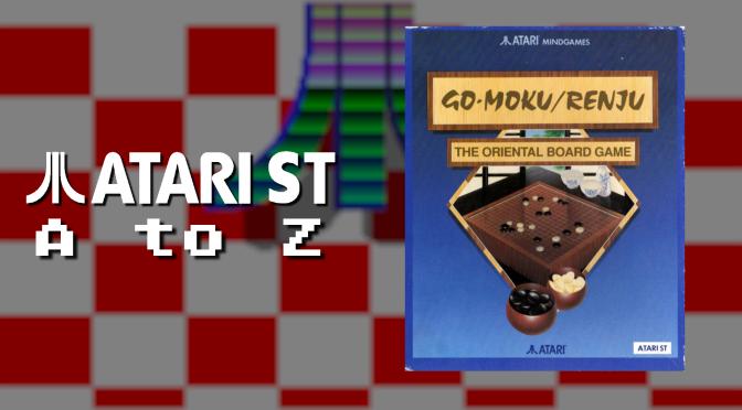 Atari ST A to Z: Go-Moku/Renju