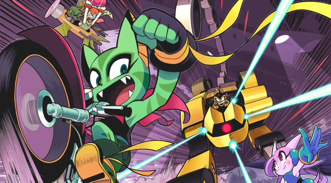 Freedom Planet: Platforming Perfection