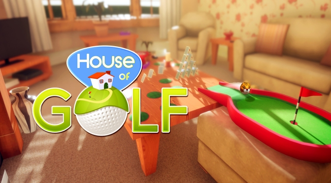 House of Golf: Tabletop Tee-Off